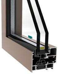 Walux Aluminium - Ventana Sapa - Empresa de ventanas en Madrid