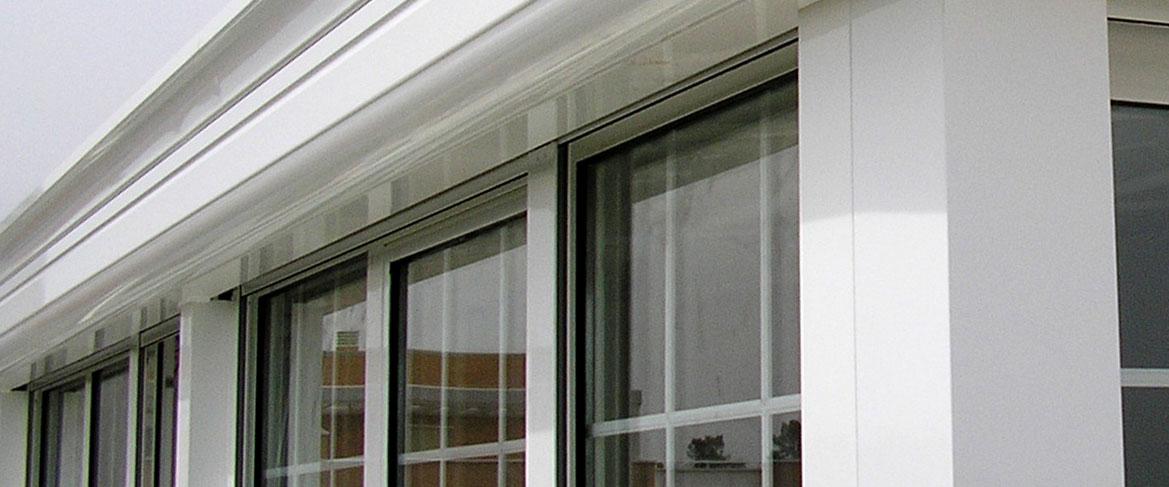 Ventanas de Aluminio y PVC